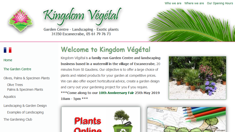 Kingdom Vegetal | A Mother in France
