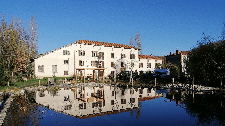 Moulin d'en Bas | A Mother in France